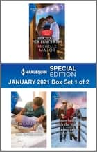 Harlequin Special Edition January2021 - Box Set 1 of 2 eBook by Michelle Major, Tara Taylor Quinn, Laurel Greer