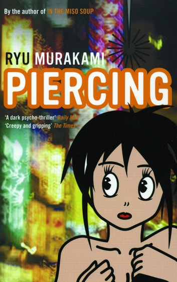 Piercing ebook by Ryu Murakami