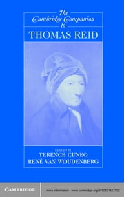 The Cambridge Companion to Thomas Reid ebook by