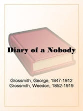 The Diary Of A Nobody ebook by George Grossmith And Weedon Grossmith