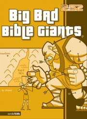 Big Bad Bible Giants ebook by Ed Strauss