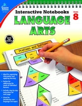 Language Arts, Grade 8 ebook by Blackwood, Sara Haynes