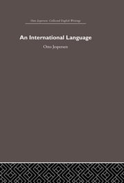 International Language ebook by Otto Jespersen