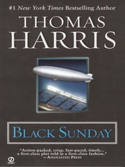 Black Sunday ebook by Thomas Harris