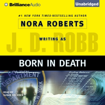 Born in Death audiobook by J. D. Robb