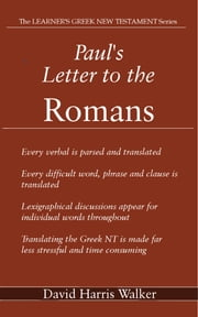 Paul's Letter to the Romans ebook by David Harris Walker