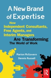 A New Brand of Expertise ebook by Dennis Russell,Marion McGovern