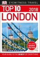 Top 10 London ebook by DK Travel
