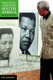 Twentieth-Century South Africa ebook by William Beinart