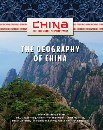 The Geography of China ebook by Jia Luo