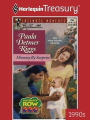 Mommy by Surprise ebook by Paula Detmer Riggs