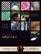 Giftas 1 & 2 ebook by August Strindberg