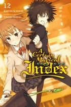 A Certain Magical Index, Vol. 12 (light novel) ebook by Kazuma Kamachi, Kiyotaka Haimura