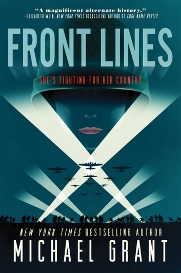 Front Lines ebook by Michael Grant