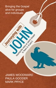 Journeying with John - Hearing the voice of John's Gospel in Years A, B and C ebook by James Woodward