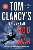 Tom Clancy's Op-Center: God of War - A Novel eBook by Jeff Rovin, Tom Clancy, Steve Pieczenik
