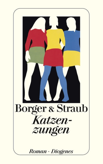 Katzenzungen ebook by Martina Borger,Maria Elisabeth Straub