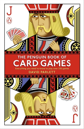 The Penguin Book of Card Games ebook by David Parlett