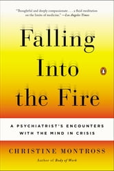 Falling Into the Fire - A Psychiatrist's Encounters with the Mind in Crisis ebook by Christine Montross