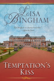 Temptation's Kiss ebook by Lisa Bingham