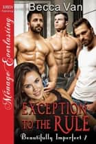 Exception to the Rule ebook by Becca Van