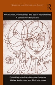 Privatization, Vulnerability, and Social Responsibility - A Comparative Perspective ebook by