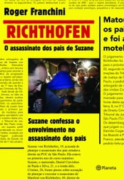 Richthofen - O assassinato dos pais de Suzane ebook by Roger Franchini