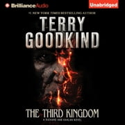 Third Kingdom, The audiobook by Terry Goodkind