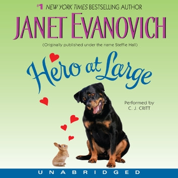 Hero at Large audiobook by Janet Evanovich