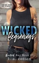 Wicked Beginnings 電子書 by L A Cotton
