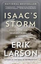 Isaac's Storm ebook by Erik Larson