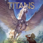 Titans audiobook by Kate O'Hearn