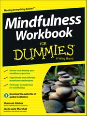 Mindfulness Workbook For Dummies ebook by Shamash Alidina,Joelle Jane Marshall