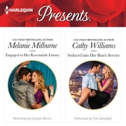 Engaged to Her Ravensdale Enemy & Seduced into Her Boss's Service audiobook by Melanie Milburne, Cathy Williams