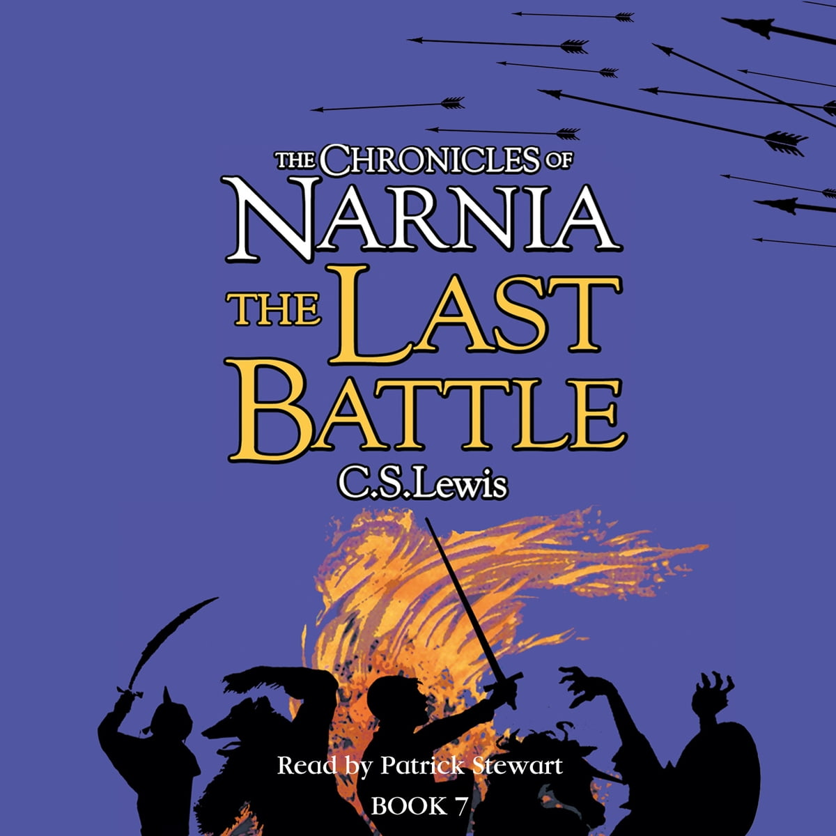 of narnia book the chronicles audio