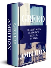 Greed and Ambition - A Female Private Investigator Mystery series ebook by P.A. Wilson