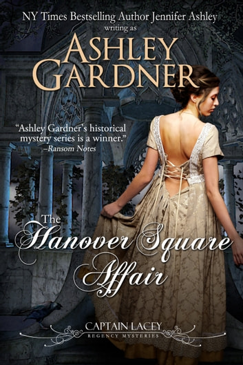 The Hanover Square Affair ebook by Ashley Gardner