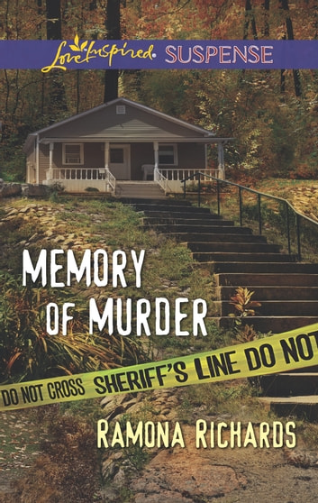 Memory of Murder ebook by Ramona Richards