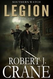 Legion ebook by Robert J. Crane