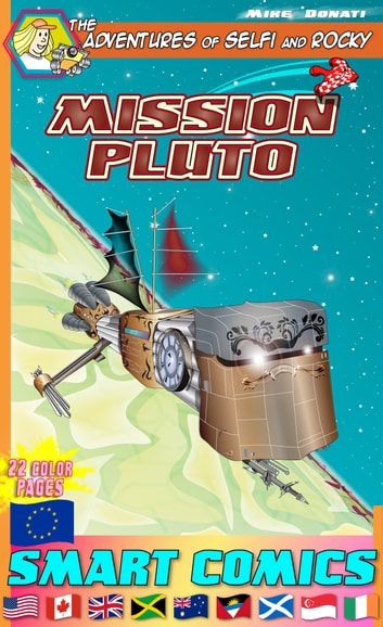 Mission Pluto ebook by Mike Donati