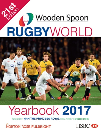 Rugby World Yearbook 2017 - Wooden Spoon - Wooden Spoon ebook by Ian Robertson