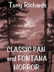 Classic Pan and Fontana Horror ebook by Tony Richards