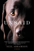 Unsaid, A Novel