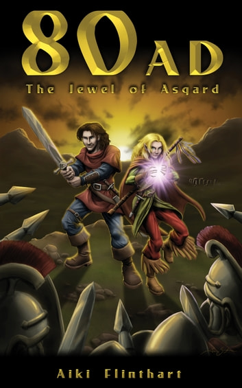 80AD - The Jewel of Asgard (Book 1) ebook by Aiki Flinthart