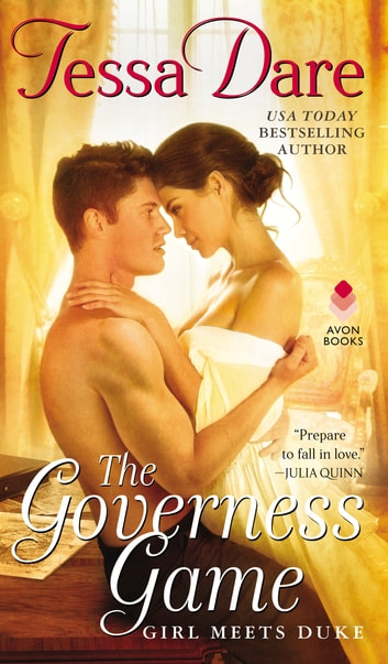 The Governess Game - Girl Meets Duke eBook by Tessa Dare