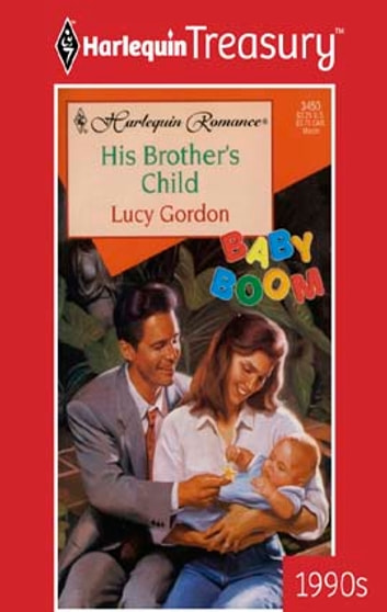 His Brother's Child ebook by Lucy Gordon