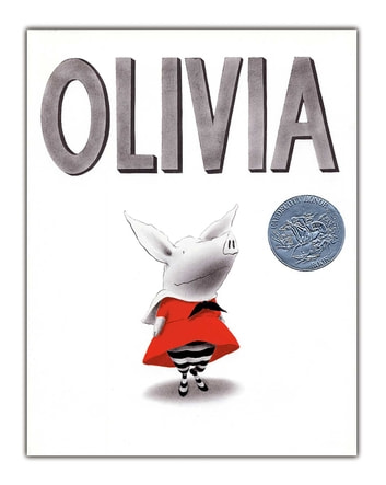 Olivia - With Audio Recording ebook by Ian Falconer
