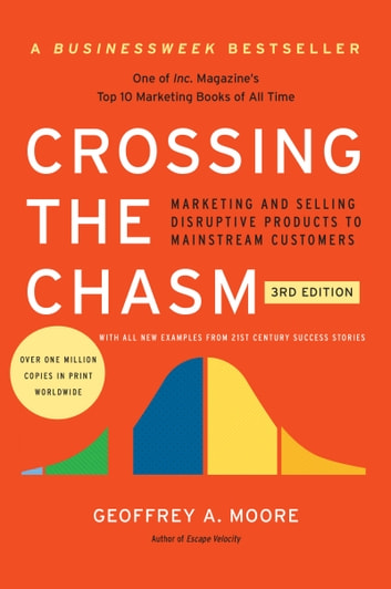 crossing the chasm 3rd edition geoffrey a moore 9780062293008