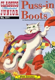 Puss-In-Boots - Classics Illustrated Junior #511 ebook by Charles Perrault,William B. Jones, Jr.