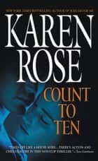 Count to Ten ebook by Karen Rose
